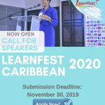 Call for LearnFest Speakers 2020